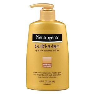 Neutrogena Build-a-Tan- 6.7 oz