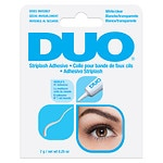Duo Eyelash Adhesive, Clear-White- .25 oz