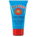 Gold Bond Foot Cream, Triple Action Relief
