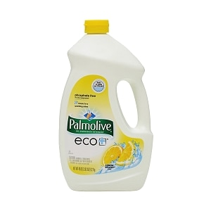 Palmolive Eco+ Gel Dishwasher Detergent, Lemon Splash- 45 fl oz