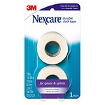 Nexcare Tape, Durable Cloth, 1
