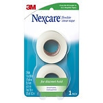 Nexcare Tape, Flexible Clear, 1