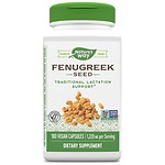 Nature's Way Fenugreek Seed 610 mg, Capsules