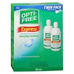 Opti-Free Express, Everyday Comfort Multi-Purpose Disinfecting Solution- 10 oz