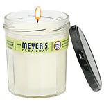 Mrs. Meyer's Clean Day Soy Candle, Lemon Verbena