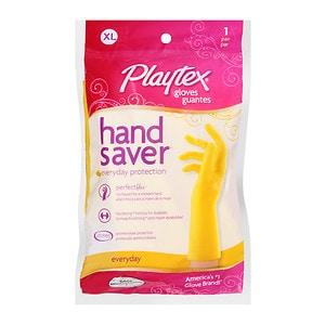 Playtex Handsaver Gloves FlexStrong Formula, X-Large- 1 pr