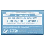 Dr. Bronner's All-One Hemp Pure-Castile Soap, Unscented