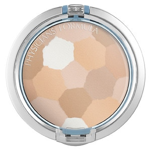 Physicians Formula Powder Palette Multi-Colored Face Powder, Translucent