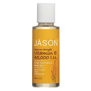 JASON Pure Beauty Oil, 45,000 IU Vitamin E Oil- 2 fl oz