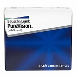 PureVision Contact Lens
