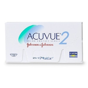 Acuvue 2 Contact Lens-6 ea