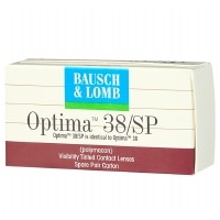 Optima 38/SP Contact Lens