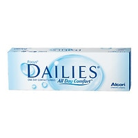 Focus DAILIES 30-Pk Contact Lens