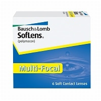 SofLens Multi-Focal Contact Lens- 6 ea