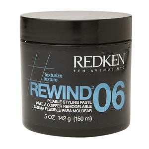 Redken Rewind Pliable Styling Paste, 06 - Medium Control