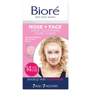 Biore Deep Cleansing Pore Strips Combo Pack