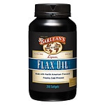 Barlean's Organic Oils Highest Lignan Content Cold Pressed Flax