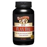 Barlean's Organic Oils Flax Oil 1000mg, Capsules