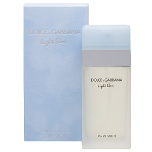 Light Blue Perfume Ingredients 109