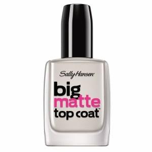 matte nail polish topcoat